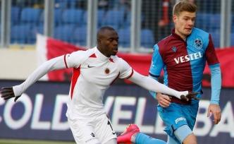 Trabzonspor'dan Sörloth'a ceza yok