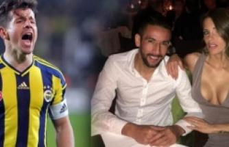 Mauricio Isla - Gala Caldirola çiftinin evliliğini Emre Belözoğlu kurtarmış!