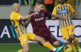Trabzonspor'un gol makinesi Sörloth!