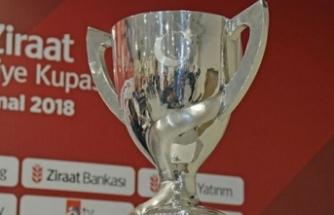 Türkiye Kupası kura çekimi yapıldı