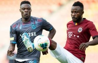 Trabzonspor'un gündemindeki 10 numara: Guelor Kanga