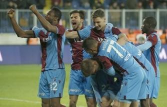 Trabzonspor Başkent'te liderliği kaptı!