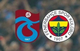 Trabzonspor, Fenerbahçe'yi geçti
