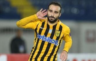 Trabzonspor'da Giannis Fetfatzidis sesleri