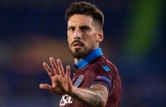Trabzonspor Jose Sosa için noktayı koydu