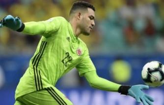 Beşiktaş'a doping cezası alan kaleci