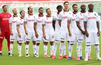 Trabzonspor Denizli'de takıldı!