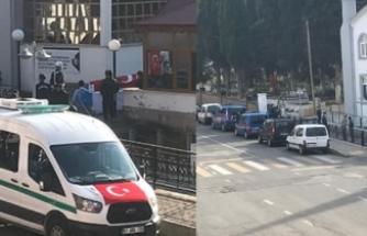 Trabzon'da merak uyandıran cenaze!