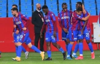 Trabzonspor'da Kayserispor maçı hızır gibi yetişti…