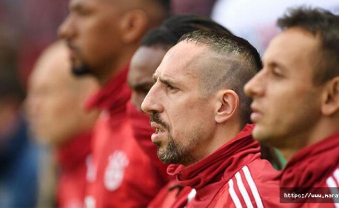 Ve Franck Ribery imzalıyor!