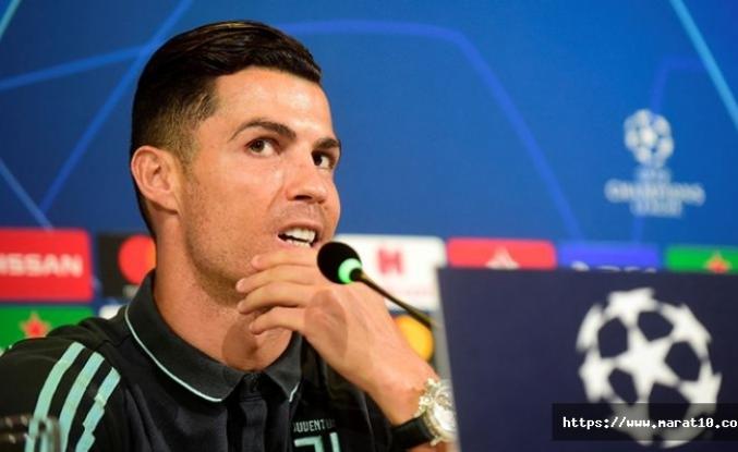 Ronaldo'ya çılgın teklif! 1 yıl için 100 milyon euro...
