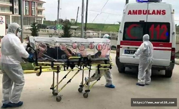 Trabzon'da koronavirüsten ölenlerin sayısı 16'ya yükseldi
