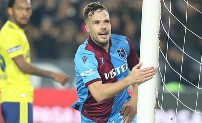 Trabzonspor Novak'a resti çekti!