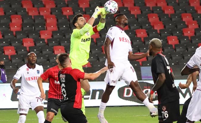 Trabzonspor uzatmalarda yıkıldı