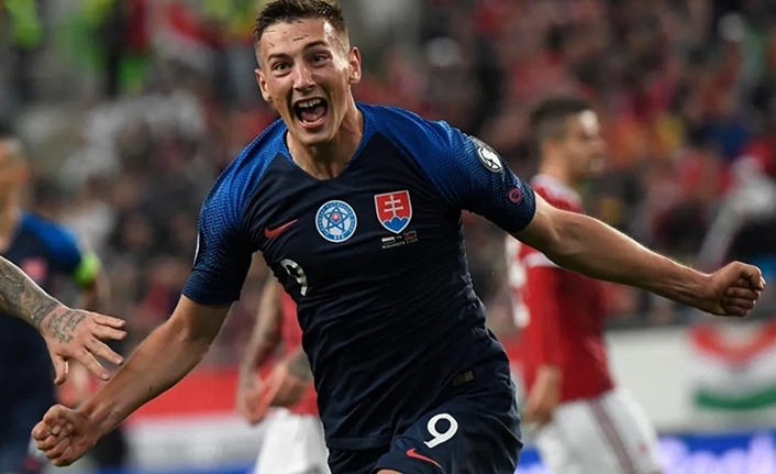 Slovakya'nın genç golcüsü için sürpriz teklif