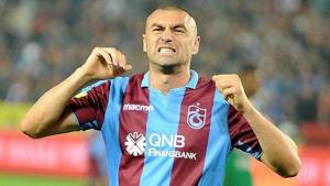 Burak Yılmaz'dan Trabzonsporlu yöneticiye hakaret!